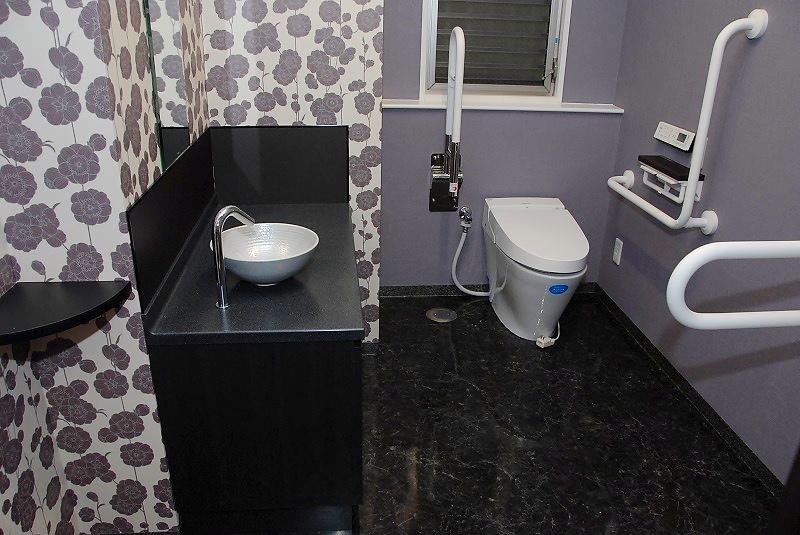 クリニック トイレ
