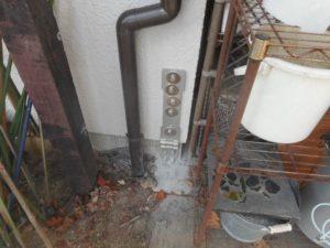 耐震金物の施工