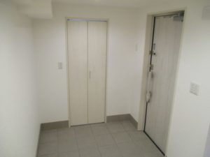 1階玄関ホール