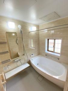 浴室 TOTOシステムバスサザナ